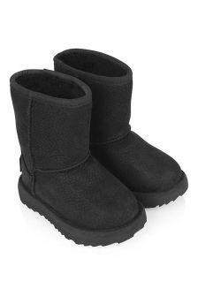 Black Classic Short Boots