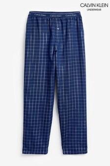 Calvin Klein Flannel Pyjama Sleep Pants
