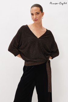 Phase Eight Harper Wrap Knit Top