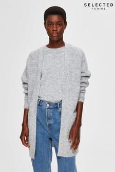 Selected Femme Lulu Supersoft Long Cardigan