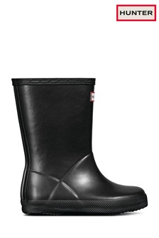 Hunter First Classic Black Nebula Wellies