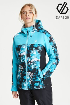 Dare 2B Blue Burgeon Waterproof Ski Jacket