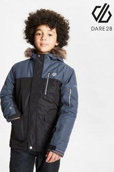 Dare 2b Black Furtive Waterproof Ski Jacket