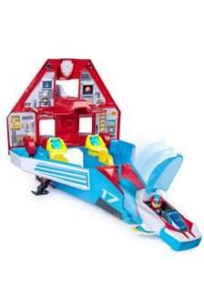 PAW Patrol Mighty Jet Command Center