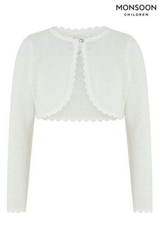 Monsoon Cream Niamh Cardigan