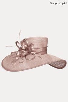 Phase Eight Neutral Mari-Ann Hat