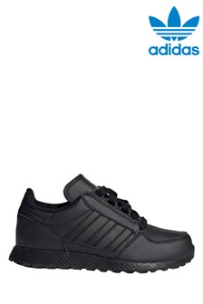 adidas Originals Black Forest Grove Junior Trainers