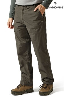 Craghoppers Brown Kiwi Classic Trousers