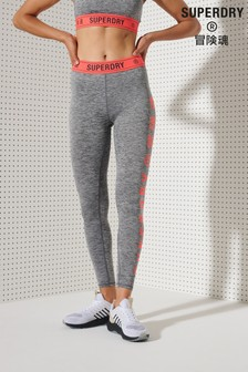 Superdry Training Elastic Leggings