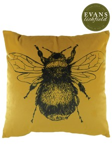 Bee Cushion by Evans Lichfield