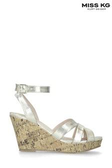 Miss KG Metallic Zing Sandals