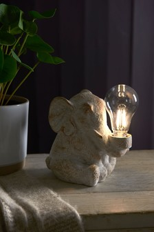 Solar Eli Elephant Light