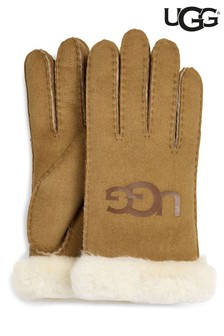 UGG® Chestnut Turn Cuff Gloves