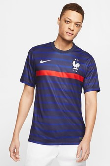 Nike Home France Football Shirt