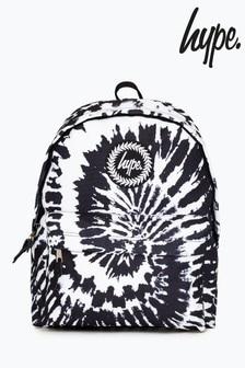 Hype. Mono Tie Dye Backpack