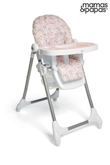 Alphabet Floral Snax Highchair by Mamas and Papas