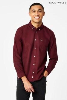 Jack Wills Damson Wadsworth Oxford Shirt