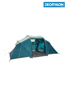 Decathlon Camping Tent Arpenaz 4.2 4 Person 2 Bedrooms Quechua
