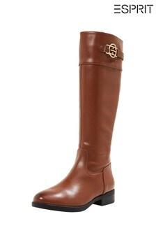 Esprit Brown Jennifer Boots