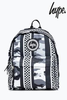 Hype. Mono Camo Stripes Backpack