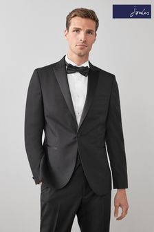Joules Slim Fit Tuxedo Suit: Jacket