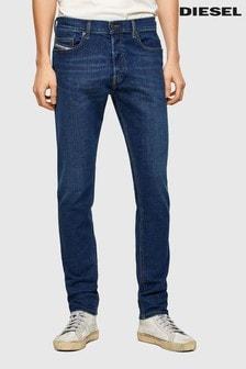 Diesel D-Luster Straight Fit Jeans