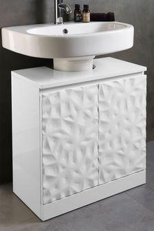 Mode Textured Under-Sink Storage