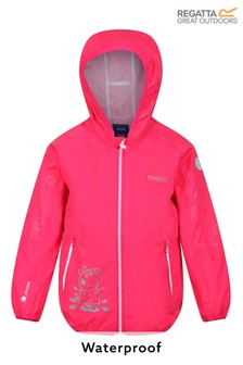 Regatta Peppa Pig™ Reflective Waterproof Shell Jacket