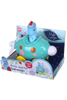 In The Night Garden Press And Go Vehicle Igglepiggle Pinky Ponk