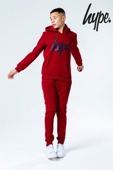 Hype. Overhead Hoody And Jogger Set