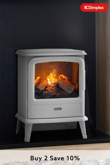 Pebble Evandale Opti-Myst Electric Stove By Dimplex