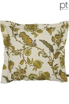 Kenwood Ochre Feather Cushion by Prestigious Textiles