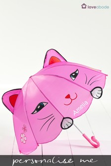 Personalised Cat Umbrella by Loveabode