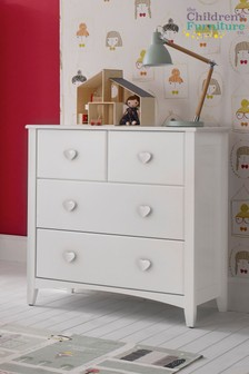 Holly 4 Drawer Chest By The Children's Furniture Company