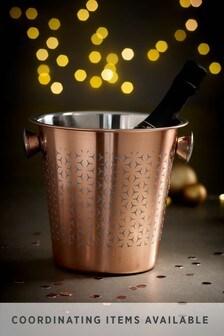 Rosa Metallic Barware Champagne Bucket