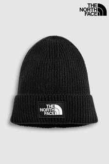 The North Face® Black Cable Minna Beanie