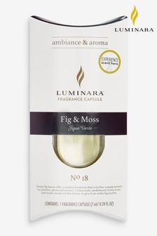 Luminara Fig and Moss Fragrance Pod