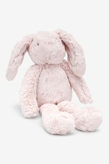 Pink Bunny Plush Toy (Newborn)