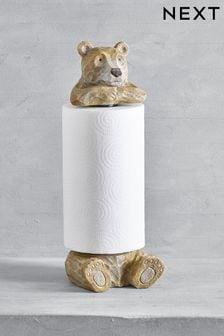 Animal Kitchen Roll Holder