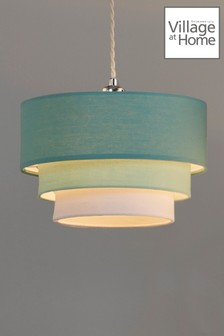 Village At Home 3 Tier Pendant Shade