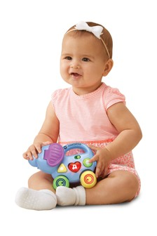 VTech Push  Play Elephant