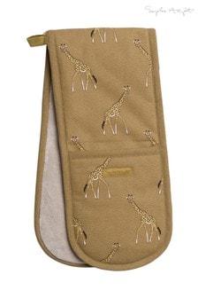Sophie Allport Giraffe Double Oven Glove