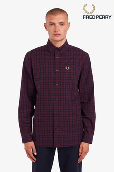 Fred Perry Winter Tartan Shirt