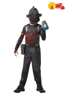 Rubies Fortnite Black Knight Jumpsuit