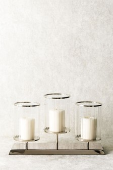 Collection Luxe Pillar Candle Holder