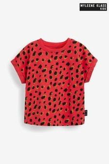 Myleene Klass Kids Leopard T-Shirt