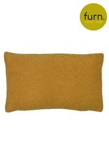 Furn Malham So Soft Shearling Fleece Cushion