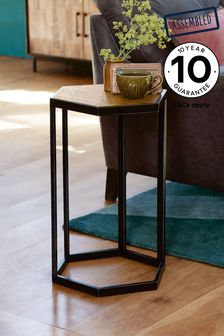 Jefferson Rustic Side Table / Bedside