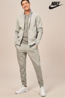 Grey  Nike NSW Tracksuit