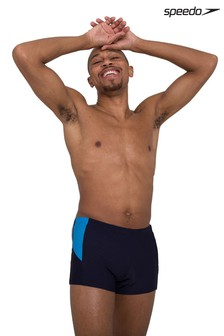 Speedo Blue Dive Aqua Shorts